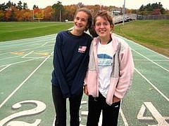 Outstanding Girls Cross Country Freshmen
