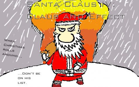 Santa Claus IV: Claus and Effect