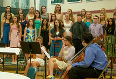 High School Musicians Perform in the Pops Concert