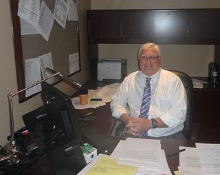 Dr. Steven Hiersche Begins School Year As Interim Superintendent