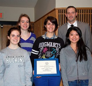 HHSPress Earns Honorable Mention for Excellence