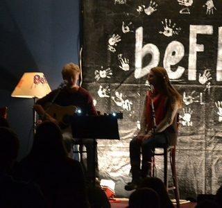 February's BeFree Coffeehouse Spotlights Local Talent