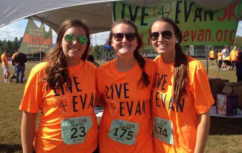 Hopkinton Hosts 3rd Annual Live4Evan 5k Run/Walk