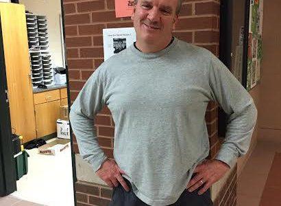 A HHS Teacher Who Runs the Extra Mile