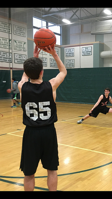 March Madness Comes Early to Hopkinton as Intensity Rises in Recreation High School Basketball