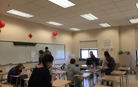 Students at Hopkinton High School Prepare for a Trip to China