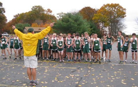 October 27th cross country race against Westwood