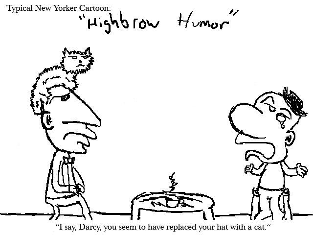 Highbrow Humor