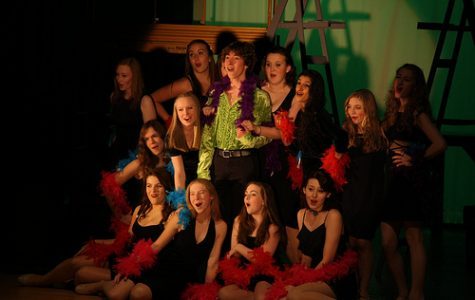 """Photos from Fall musical """"Working"""" on Saturday November 5th"""