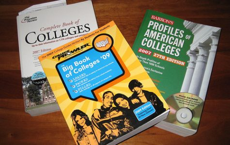 College Resources.  Photo by Maddie Oleson