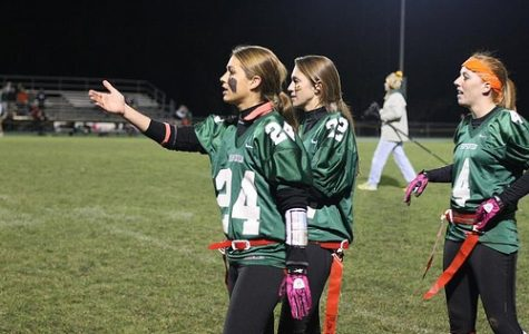 Photos of Friday Nights Powder Puff Football Game on November 18th