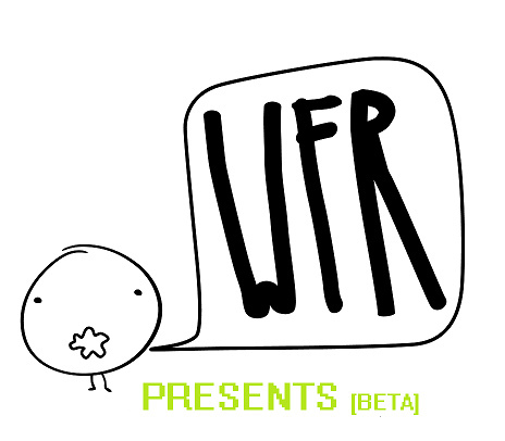 WeFreeRadical's logo for their upcoming event,