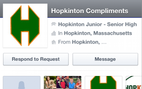 Hopkinton Compliments raises in popularity amongst Hopkinton High School and Middle School students.