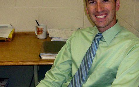 Brian Prescott: Returning to Teach in His Hometown