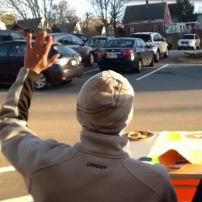 Families will be Stuffed after Gobbling up Food Donated to Local Turkey Drive