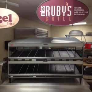 Burst Pipe Closes Cafe, Bringing in Pizza Delivery for Students