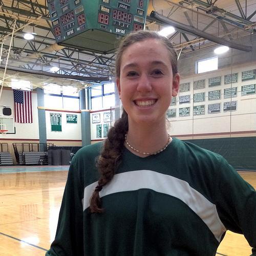 Holly Adams: Leading the League and Team