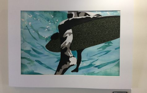 Hopkinton Center for the Arts Presents the HHS Honors Art Exhibition