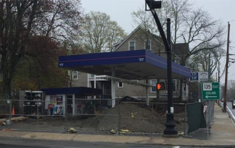 Fuel Tank Installation at Hopkinton Gas