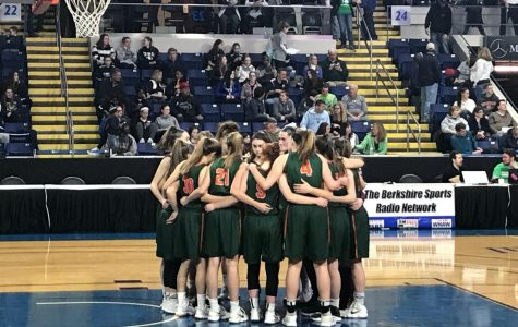 Girls Basketball Final Stop: State Finals