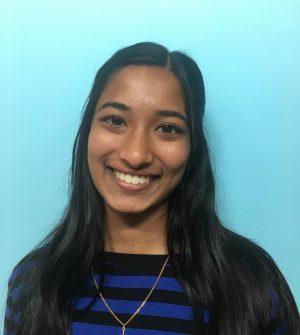 Student Council Member Eva Kurvilla
