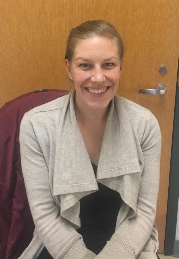 Photo of Unite Advisor, Ms. Murphy