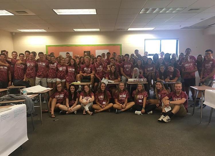 The Unite Program Helps Freshmen Transition into High School