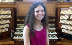 Touching God: Young Musician is Inspired by Her Faith