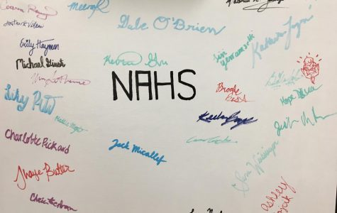 The NAHS, Helping The Community Through Art