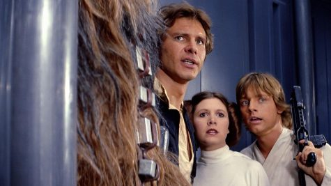 Review of Star Wars: A new Hope