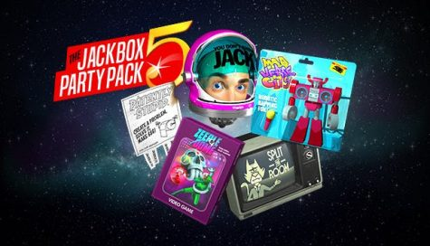 GAME REVIEW: Jackbox Party Pack 5